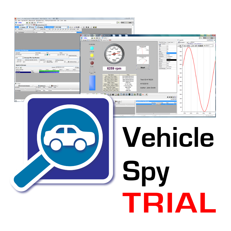 Vehicle Spy Trial
